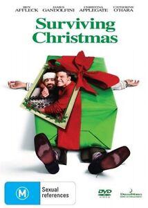 Surviving Christmas DVD FAMILY Region 2 4 PAL