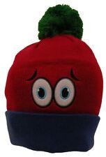 Accessoires Bonnet rouge taille unique pour garçon de 2 à 16 ans