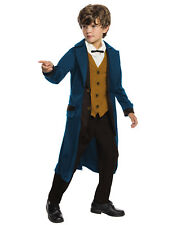 Fantastic Beasts And Where To Find Them Boys Deluxe Newt Costume
