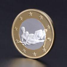 Sexy Woman Man Love Creative Commemorative Coin For Collection Art Gift Souvenir