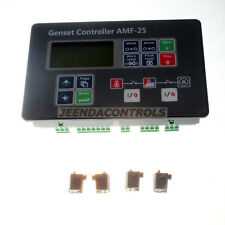 New Genset Controller Control For AMF Board Panel Controller AMF25 AMF-25