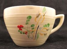 Vintage 1930's Clarice Cliff Tea Cup & Saucer LYNTON Hand Painted ANNE Pattern
