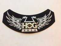 NEW 2016 HOG Harley Davidson Owners Group Patch Badge for Jacket or Vest Unused