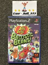 Playstation 2 Game: Jelly Belly Ballistic Beans (Superb Sealed Condition) UK PAL