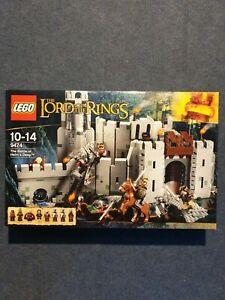 Lego Helms Klamm 9474 NEU
