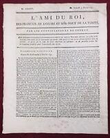 Uzès 1791 Jales Cahors Mirabeau Louis 16 Paris Journal Royaliste L'ami du Roi