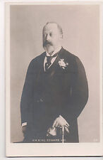 Vintage Postcard King Edward VII Of England Emperor of India
