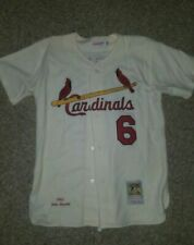 new arrivals e34a6 858de Mitchell & Ness St. Louis Cardinals MLB Jerseys for sale | eBay