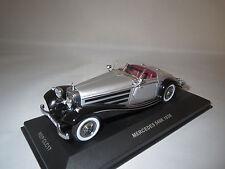 """IXO  Mercedes-Benz  540K  """"1936""""  LIm Edition 999 pcs  1:43 OVP !"""