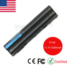 Battery for Dell Latitude E6520 E6430 E6420 E5520 E5420 E6530 T54FJ M5Y0X 8P3YX
