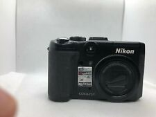 Nikon Coolpix P6000 13.5MP Digital Camera with 4x Wide Angle Optical Vibration R