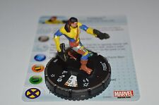 Marvel Heroclix Wolverine and the X-Men Forge Rare 033