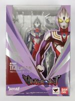 Bandai Ultra Act Ultraman Tiga Multi-Type Open Box