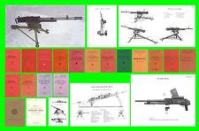 COLLECTION - MITRAGLIATRICE BREDA REGIO ESERCITO ARMY MACHINE GUN