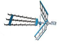 Antena UHF para TDT 45 elementos 17 dB