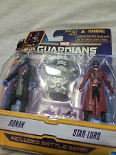 "Marvel Guardians of the Galaxy - Mini Figures 2.5"" - Star-Lord Ronan"