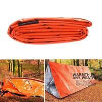 Notfallschlafsack Wasserdicht Überleben Camping Outdoor Reisen