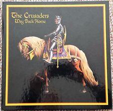 The Crusaders........ Way Back Home 4 CD Box Set