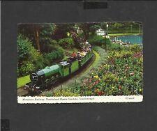 Bamforth  Postcard Miniature Railway Northstead Manor Gardens Scarborough 1979