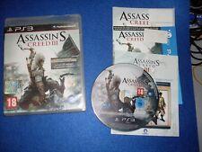 GIOCO PLAYSTATION 3 ASSASSIN CREED III  - PS3