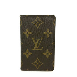 Louis Vuitton Monogram Organizer De Poche Card Case /90561