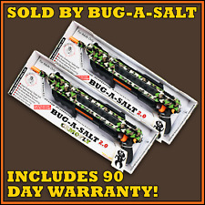Authentic Bug-A-Salt Camofly 2.0 Duo! Full Warranty*Direct From Manufacturer*
