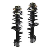 2 Front Complete Struts with Springs Mounts Fit Nissan Pathfinder QX4 1999-2001