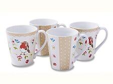 Smartbox Cooksmart - tazas de porcelana modelo Dawn Chorus multicolor Jueg...
