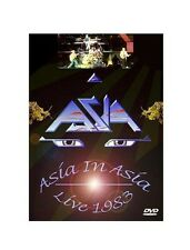 ASIA - ASIA IN ASIA LIVE 1983 DVD (Yes, ELP, King Crimson) [NTSC US] SEALED-NEW