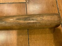 1940's George Stirnweiss NY Yankees Spalding 126 BASEBALL BAT 35""