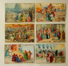 6 Kaufmannsbilder Serie 5403 Biblische Geschichte