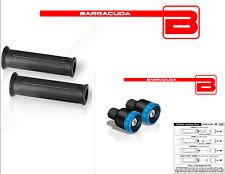 BARRACUDA MANOPOLE BASIC + CONTRAPPESI B-LUX BLU per TUTTE le MOTO GUZZI