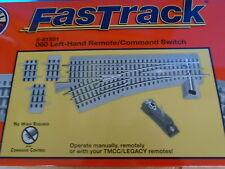 LIONEL FASTRACK 81951 060 LH REMOTE/COMMAND SWITCH.. NEW IN BOX