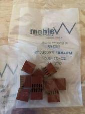 Lot Of 70 22013057 5 Pin Molex Connector