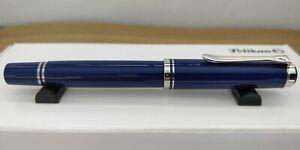 Pelikan M405 Dark Blue Fountain Pen B nib (Discontinued) New Old Stock