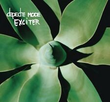 Depeche MODE-EXCITER CD 13 tracks International Pop Nuovo