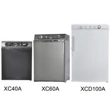 3.5 CU FT 3 Way Propane Refrigerator Campervan Motorhome RV Gas Fridge 12V 110V