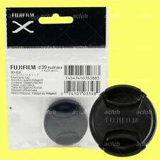 Fujifilm FLCP-39II Front Lens Cap 39mm Lens Dust Cover Protector