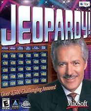 Jeopardy - Mac (Apple) by MacSoft