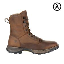 DURANGO® MAVERICK XP™ SQUARE TOE WATERPROOF LACER WORK BOOTS DDB0238 - ALL SIZES