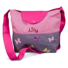 Kindergartentasche Schmetterling mit Name Tasche Umhängetasche Kindergarten