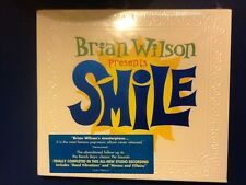 BRIAN. WILSON.  PRESENTS.     SMILE.       COMPACT. DISC.