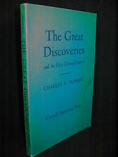The Great Discoveries and the First Colonial Empire - Charles E. Nowell History