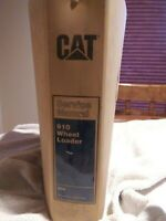 CAT Caterpillar Service Repair Manual 910 Wheel Loader REG01330