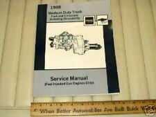 1989 GMC Chev Medium Duty Truck Fuel Emissions Manual