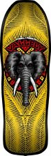 Powell Peralta Mike Vallely ELEPHANT Skateboard Deck YELLOW