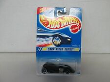 1994 Hot Wheels Dark Rider Series Twin Mill II front black wheel variation RARE
