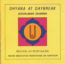 CD- Shivkumar Sharma- Dhyana At Daybreak-1992 OMI- Canada Import- Tabla/Tanpura
