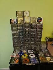 Massive Job Lot Ps1 Black Label /Platinum games Playstation 1 Boxed 235+ 90s