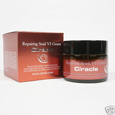 [Ciracle] Repairing V3 Snail Cream 50ml Anti-aging Moisture Anti-wrinkle